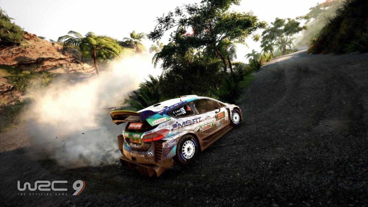 WRC 9: Ралли Новой Зеландии