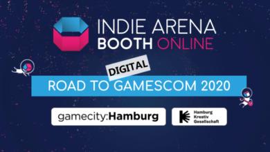 Photo of gamescom 2020: Премьера цифрового игрового города: Стенд в Гамбурге на Indie Arena Booth Online