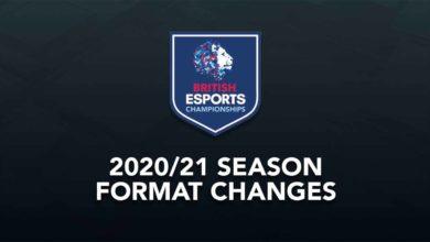 Photo of Британская ассоциация киберспорта объявила об изменениях в British Esports Championships
