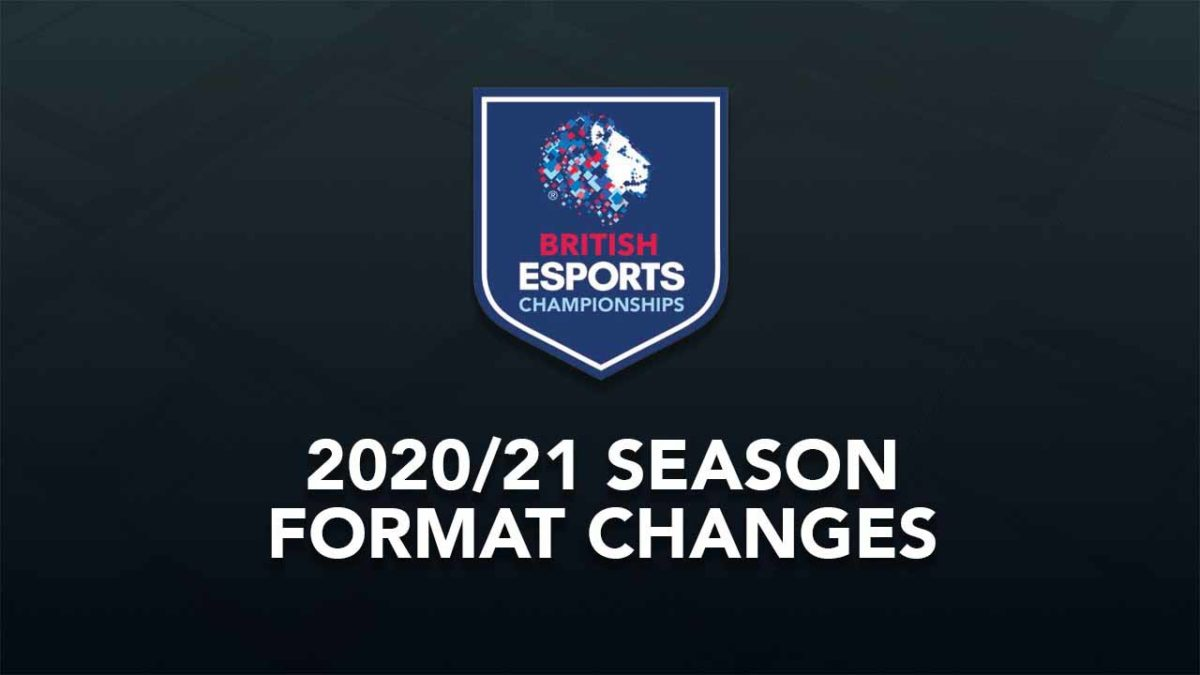 Британская ассоциация киберспорта объявила об изменениях в British Esports Championships