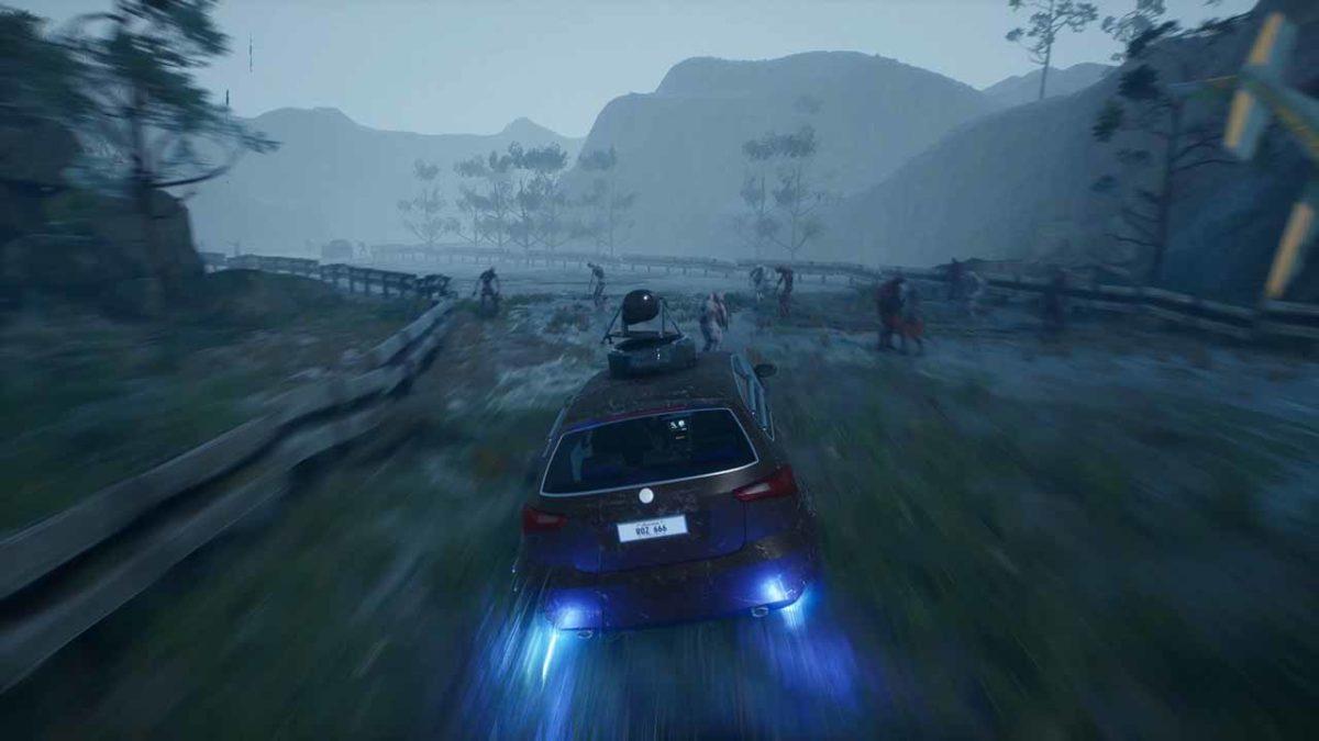 В Blue Moose Games анонсировали свою первую игру Road Z: The Last Drive