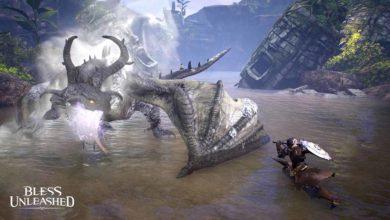 Для бесплатной игры Bless Unleashed вышло обновление Saurin Deception