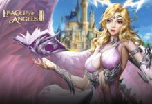 Для League of Angels 3 выходит расширение «Вторжение в мир мертвых»