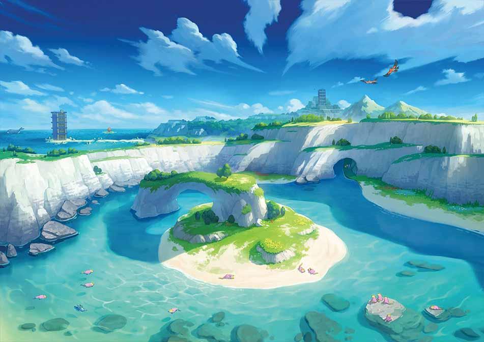 Для Pokémon Sword and Shield первое дополнение The Isle of Armor стартует 17 июня