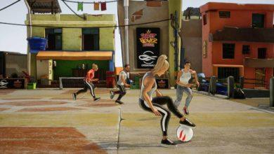 Для Street Power Soccer или Street Power Football вышел новый трейлер и новые послы freestyle