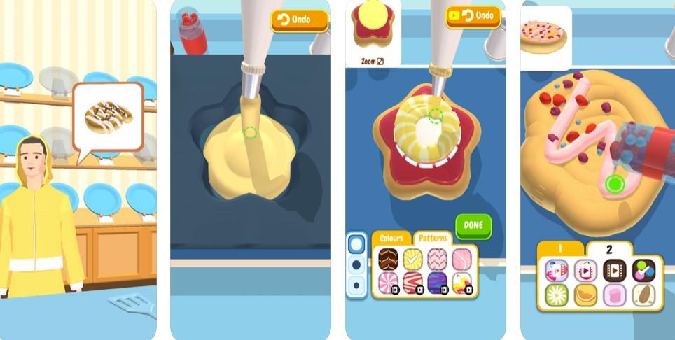 Игру, в которой нужно выпекать на заказ Bake It, загрузили 10 миллионов раз в первый месяц