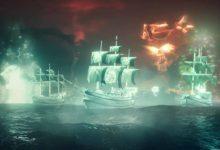 Photo of Корабли-призраки приходят в Sea of Thieves в июньском бесплатном обновлении Haunted Shores