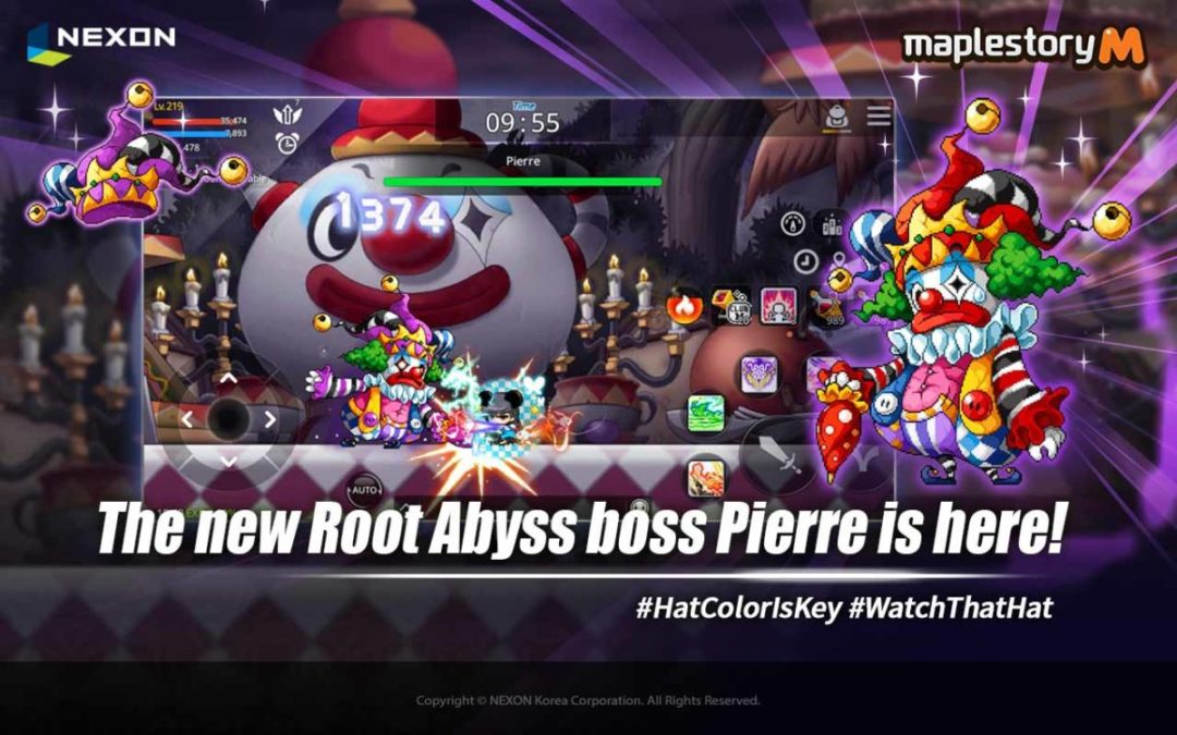 Летнее обновление контента MapleStory M: новый босс, новые районы и ограниченные по времени события