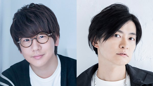 Майкл и Рафаэль озвучены Natsuki Hanae (Нацуки Ханаэ) и Hiro Shimono (Хиро Симоно)