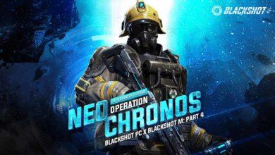 Photo of Максимальная огневая мощь прибывает в BlackShot с Operation Neo Chronos: этап 4