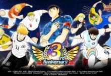 Photo of Начинается 3-я годовщина в Captain Tsubasa: Dream Team