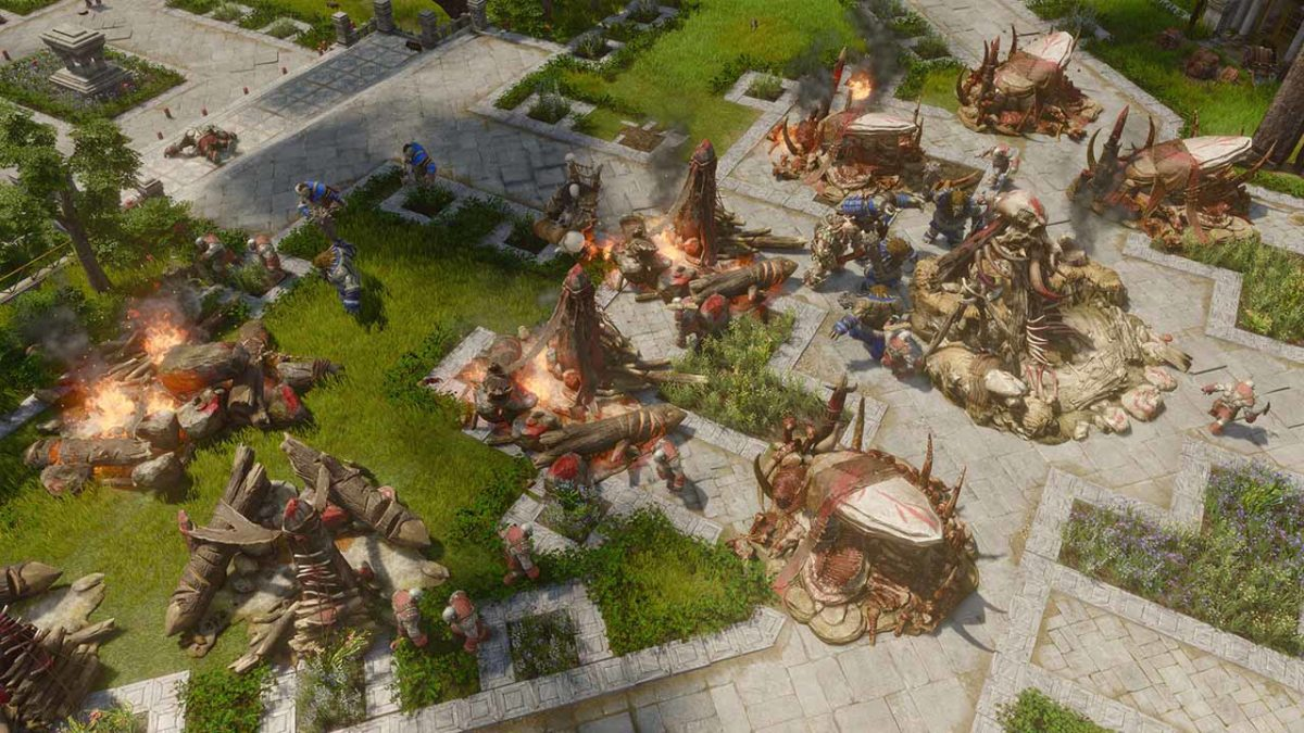 Новое автономное расширение для SpellForce 3: Fallen God представляет троллей