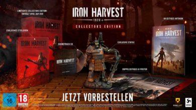 Photo of Новый трейлер Iron Harvest, и первый взгляд на коллекционное издание