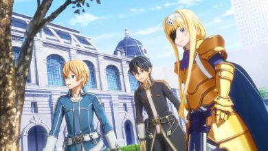 Photo of Новый трейлер Sword Art Online: Alicization Lycoris