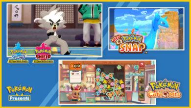 Объявлены новые игры про покемонов, мобильных приложений и другое