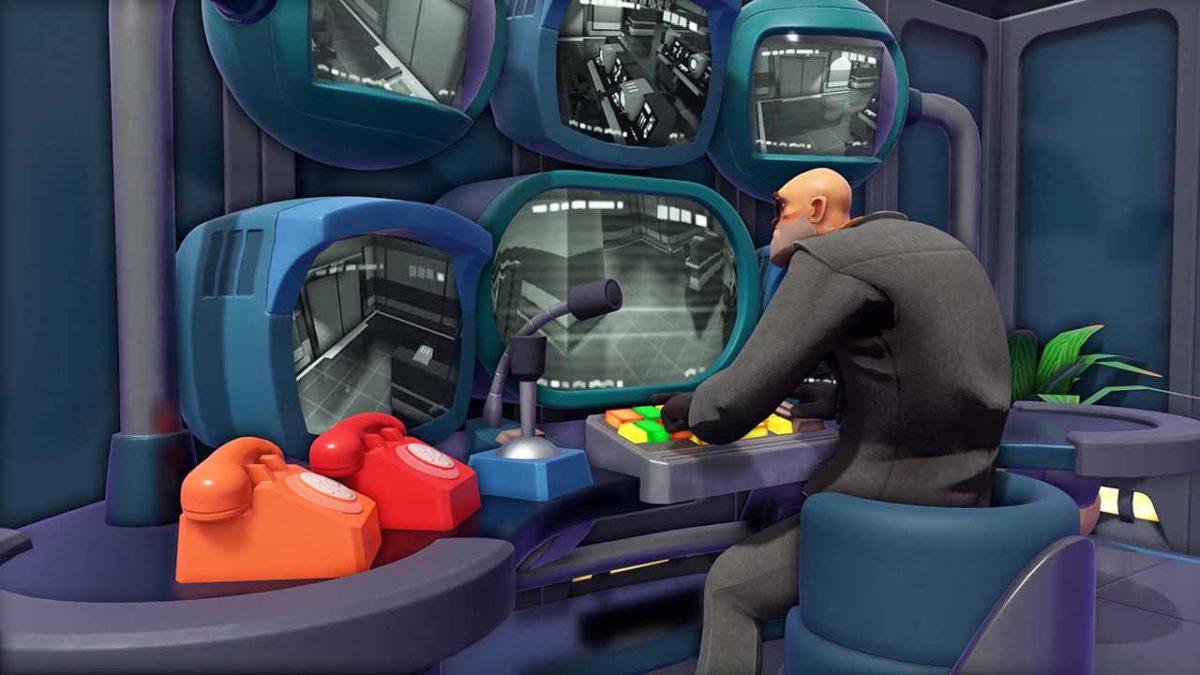 Представлен первый геймерский трейлер для Evil Genius 2: World Domination