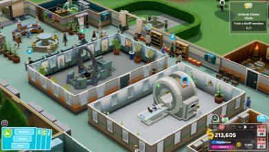 Режим песочницы теперь доступен в Two Point Hospital как бесплатное обновление на консолях