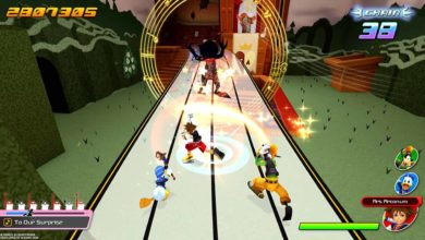 Ритм-игра Kingdom Hearts: Melody of Memory выйдет в 2020 году на консолях
