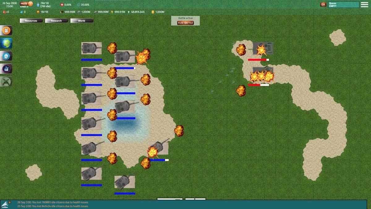 Симулятор постапокалиптической цивилизации Simpocalypse будет выпущен в Steam осенью, а позже на Android и iOS
