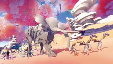 Сказочная одиссея Paper Beast приходит на ПК летом