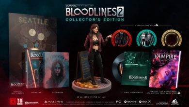 Photo of Анонсировано ограниченное коллекционное издание Vampire: The Masquerade – Bloodlines 2