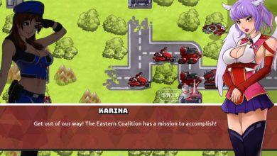 Стратегическая игра в стиле аниме Angels on Tanks теперь доступна в раннем доступе Steam