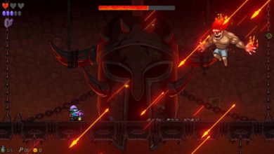 Стремительный рогалик-шутер Neon Abyss появится на ПК и консолях в следующем месяце