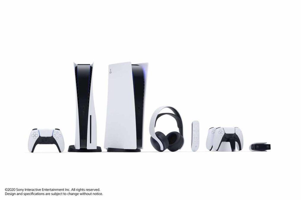 список новых аксессуаров для PS5