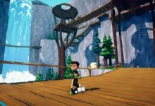 Ben 10: Power Trip выйдет 9 октября на PS4, Nintendo Switch, Xbox One и ПК