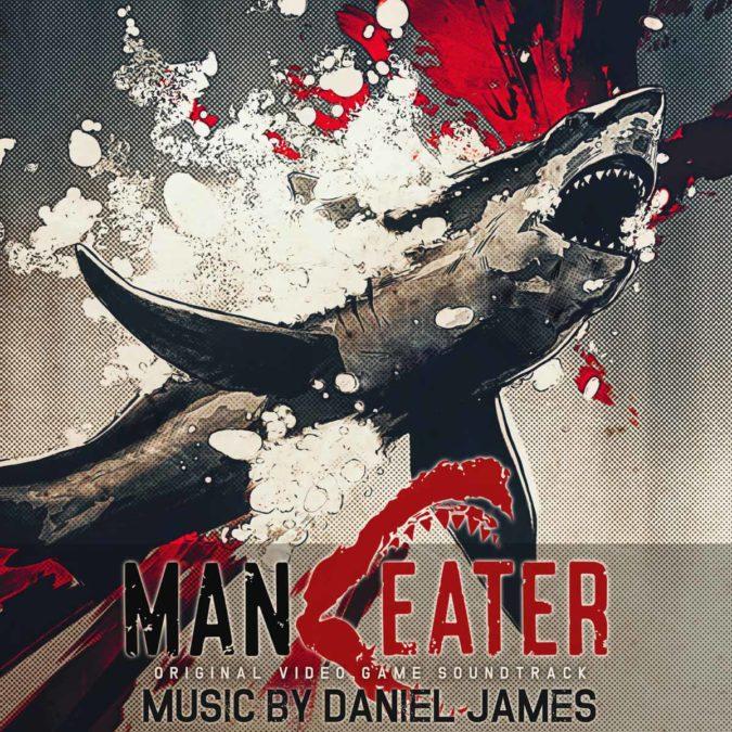 Cаундтрек для игры Maneater (обложка)