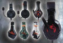 Photo of Contact Sales расширяет ассортимент игровых аксессуаров высококачественными гарнитурами