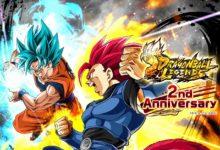Photo of Dragon Ball Legends отмечает второй юбилей с новыми персонажами и приложением камеры AR Facebook