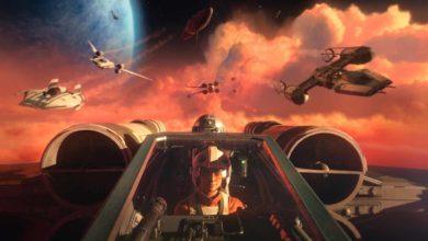 EA, Motive и Lucasfilm анонсировали Star Wars: Squadrons
