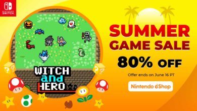 Photo of Flyhigh Works запускает летние скидки на Nintendo Switch