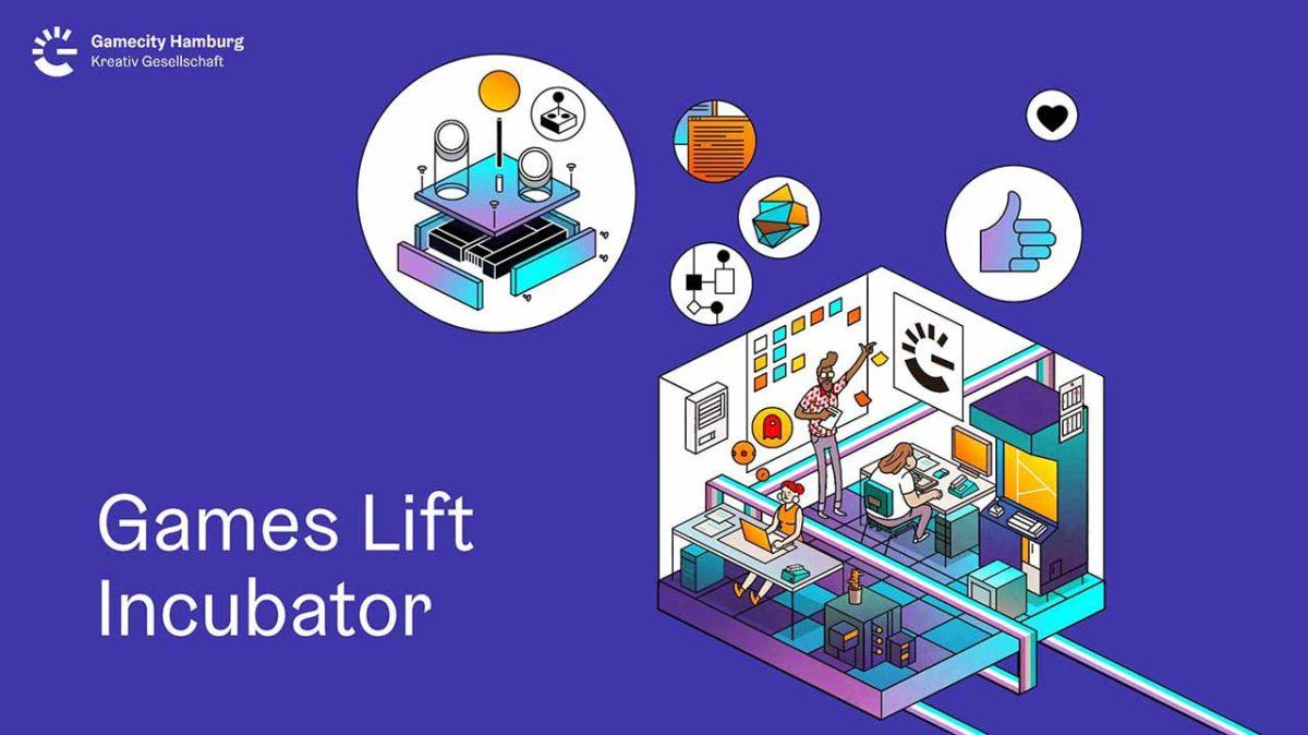 Gamecity Hamburg запускает этап подачи заявок на инкубатор «Games Lift»