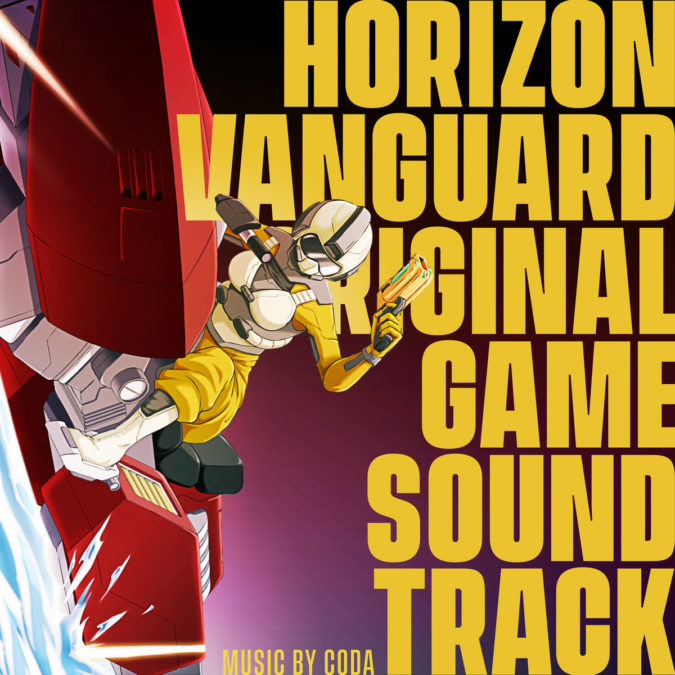 Horizon Vanguard (Original Game Soundtrack)