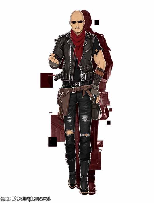 Kajita Rosso - Кадзита Россо в Death end re;Quest 2