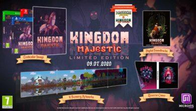 Kingdom Majestic выйдет 9 июля