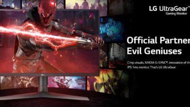Photo of LG начала партнерство с киберспортивной организацией Evil Geniuses