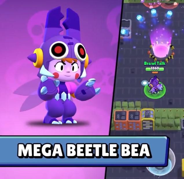 Mega Beetle Bea
