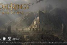 Photo of NetEase и Warner Bros. сотрудничают в разработке новой мобильной игры The Lord of the Rings: Rise to War
