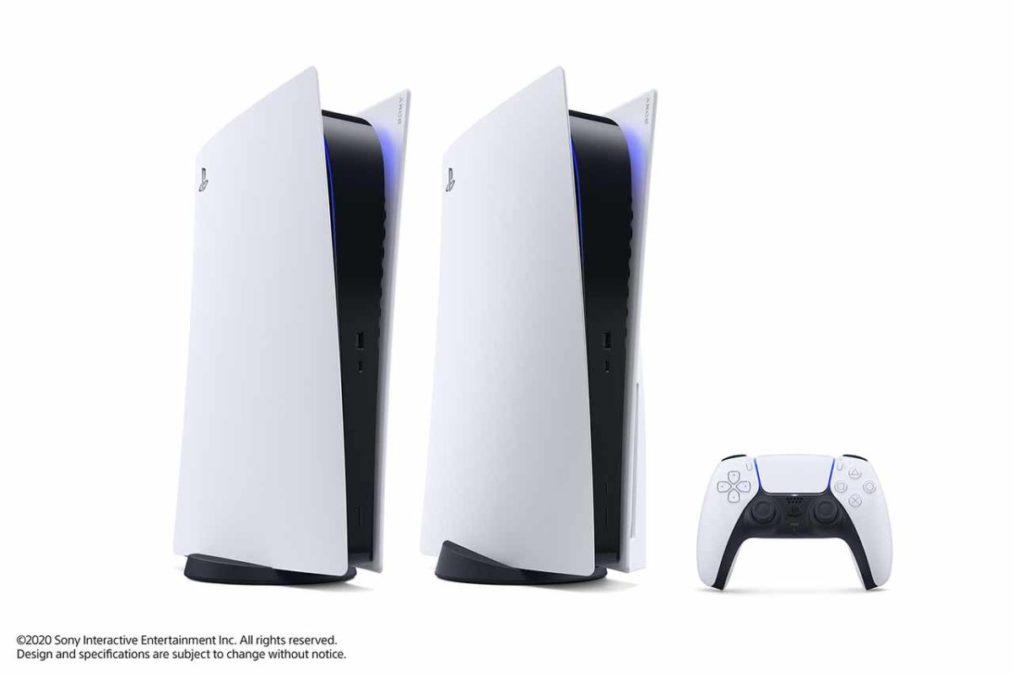 PS5: Новые аксессуары, и более двух десятков новых игр для консоли следующего поколения