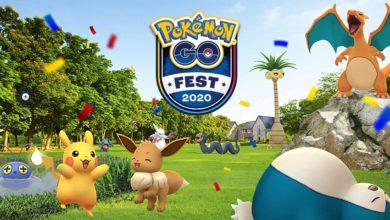 Pokémon GO Fest 2020 приносит летнее приключение