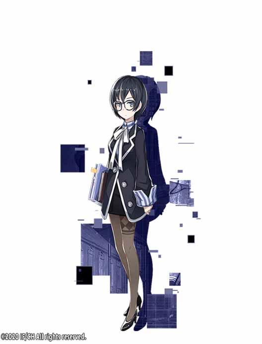 Rin Asukaze - Рин Асуказе в Death end re;Quest 2