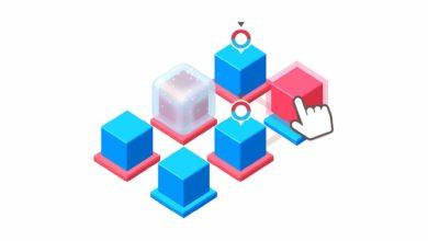 Rubix - это игра-головоломка для смартфонов, основанная на культовом Кубик Рубика