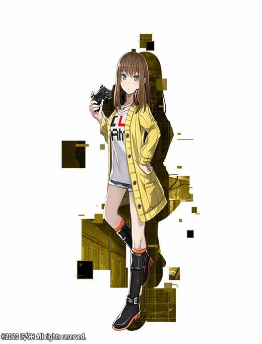 Sumika Tokiwa - Сумика Токива в Death end re;Quest 2