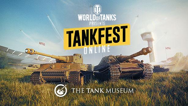 Tankfest 2020 пройдет с 26 по 28 июня