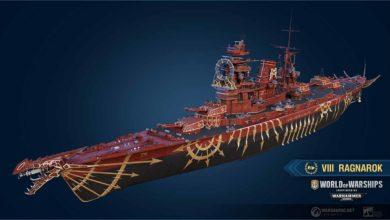 Wargaming приносит готическое великолепие Warhammer 40000 в World of Warships