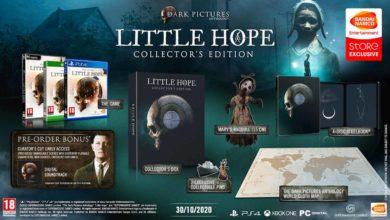 Видеоигра в жанре ужасов The Dark Pictures Anthology: Little Hope появится в продаже 30 октября для PS4, Xbox One и PC