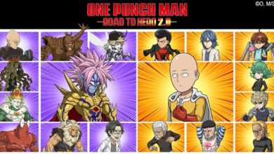 Photo of Вышла новая мобильная RPG One-Punch Man: Road to Hero 2.0
